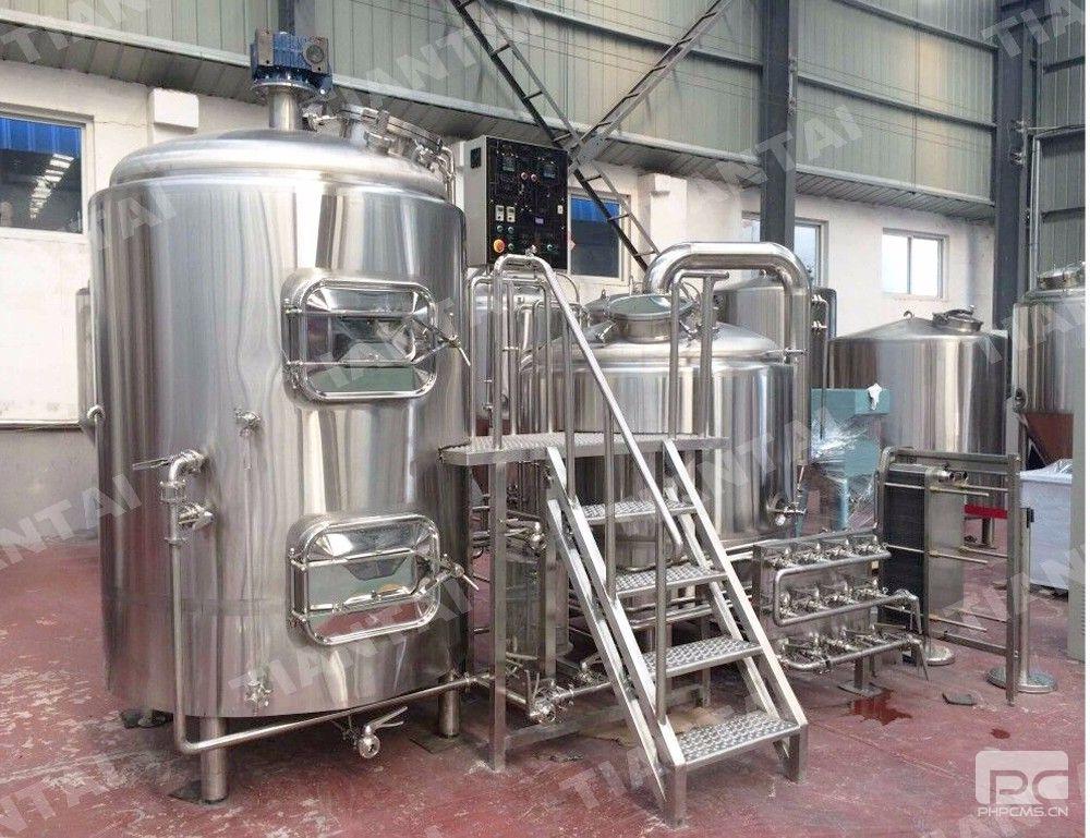 1500L Beer Equipment Miya Zhao